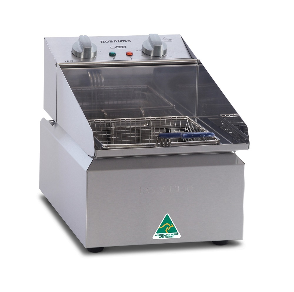 Roband FR15 - 5L Electric Frypod Bench Top Fryer  - FR15