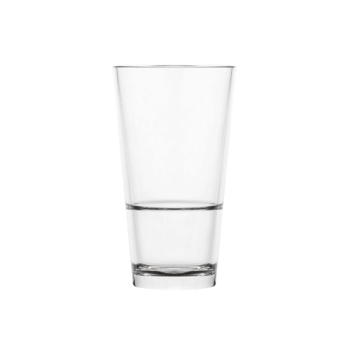 Polysafe Polycarbonate Colins Highball 425ml (Certified, Stackable, Nucleated Base) (PS-43)