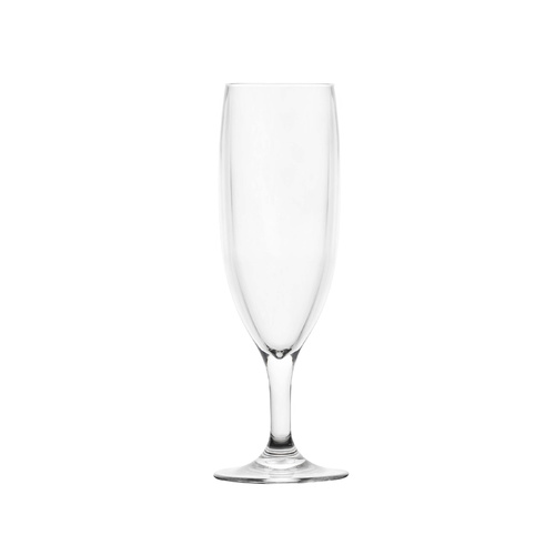 Polysafe Polycarbonate Bellini Sparkling 180ml (with Pour Line at 150ml) - Box of 24 (PS-38)