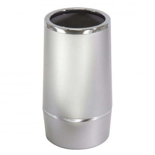 Chef Inox Wine Cooler - Acrylic/Silver Insulated