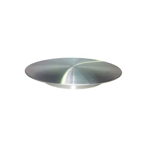 Chef Inox Cake Stand - Stainless Steel 300x40mm