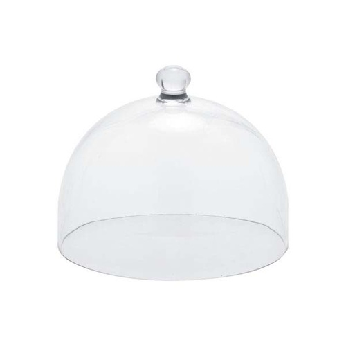 Chef Inox Cloche Clear Polycarbonate 280x224mm