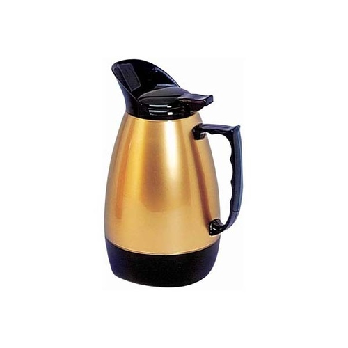 Kinox Hot N Cold Insulated Jug 2.0Lt Black/Gold