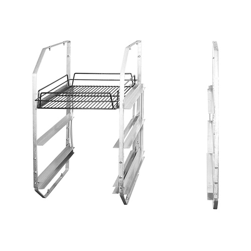 Under Bar Rack - 3 Tier - Centre