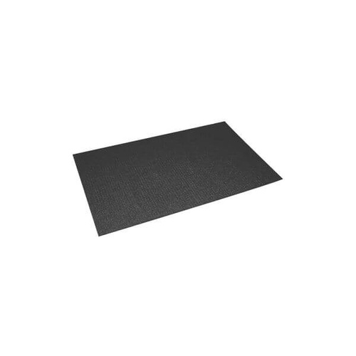 Non Slip Matting Multi Use For Trays, Drawers, Counters And Trolley 600x30 Metres Black