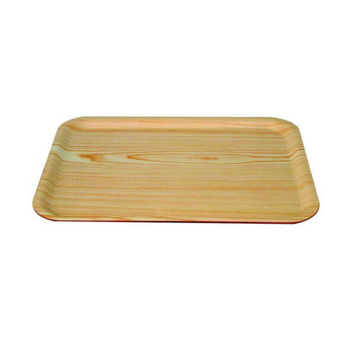 Birch Rectangular Wood Tray 550x400mm