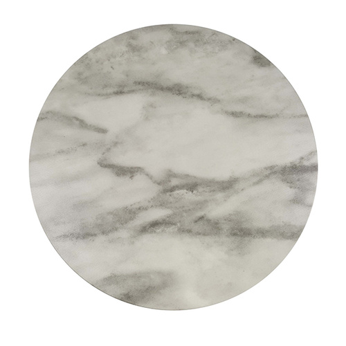 Chef Inox Round Marble Effect Melamine 310mm