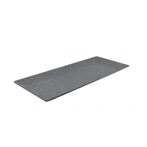 Jab Concrete Matt Rectangular Platter 500x180mm
