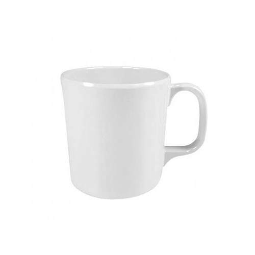 Superware Melamine Coffee Mug White No Lid 350ml (Box of 12)