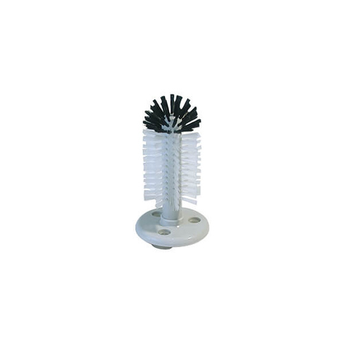Single Glass Brush - With Suction Cups 100x195mm