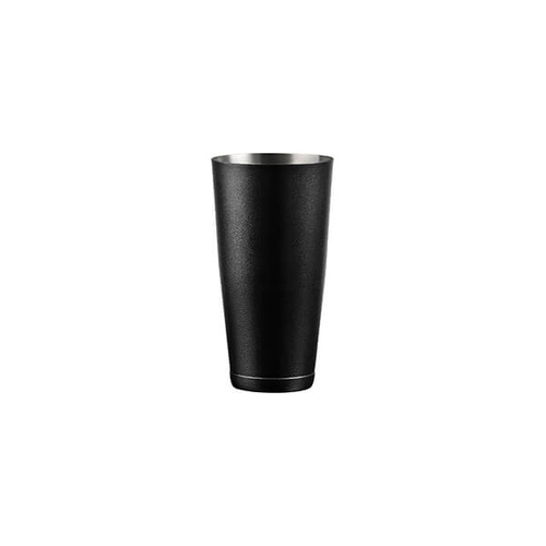 American Style / Boston Cocktail Shaker - Base Only 830ml Powder / Coated Charcoal Grey
