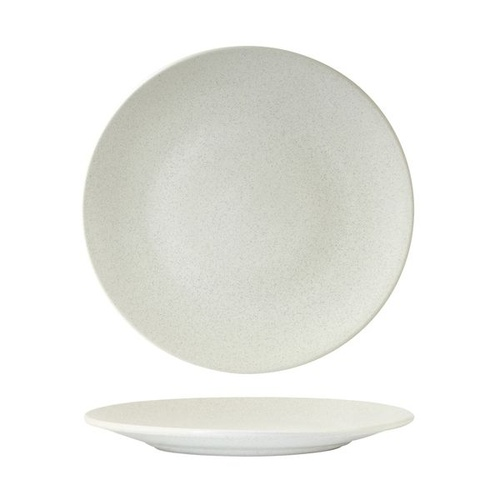 Zuma Frost Round Coupe Plate Frost 260mm - Box of 6
