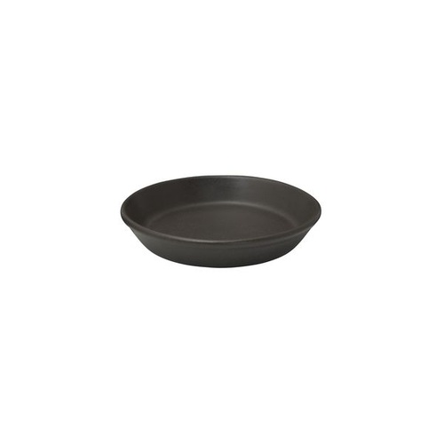 Zuma Charcoal Tapas Dish - Tapered Charcoal 160mm / 330ml - Box of 6