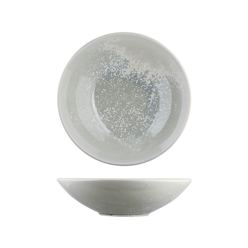 Moda Porcelain Willow Round Deep Bowl 310mm / 2650ml - Box of 3