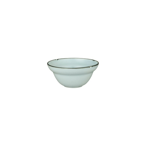 Luzerne Tintin Blue / Black Round Bowl Blue / Black 150mm / 300ml - Box of 12