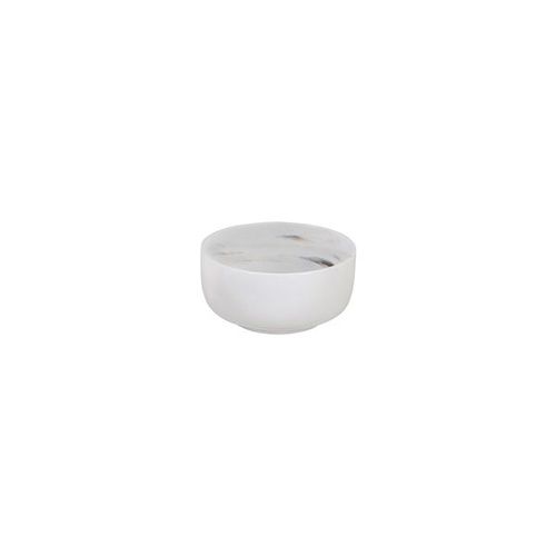 Luzerne Signature Marble Round Bowl - Vertical Rim Marble 140x66mm / 1550ml - Box of 4