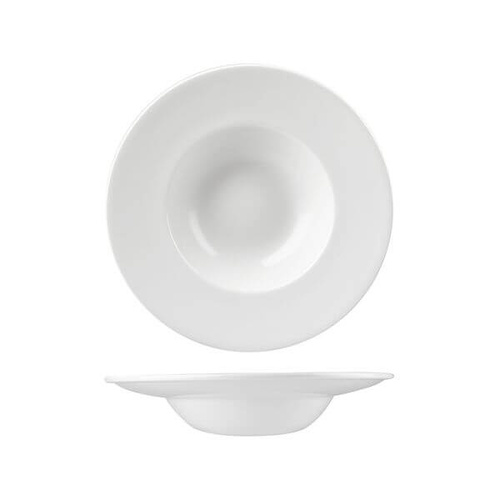 Churchill Profile Soup Pasta Bowl - Wide Rim 280mm / 468ml - Box of 12