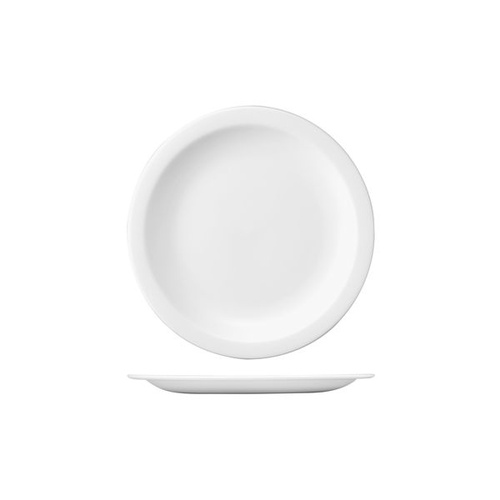 Churchill Nova Round Plate - Narrow Rim 230mm - Box of 24