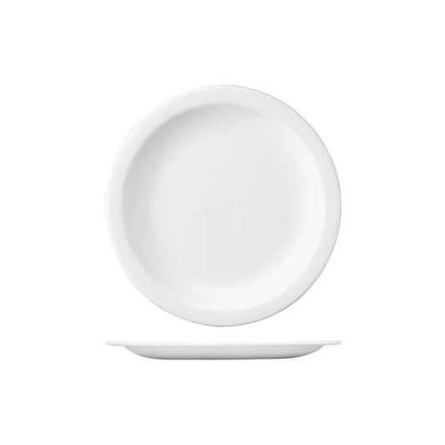 Churchill Nova Round Plate - Narrow Rim 254mm - Box of 24