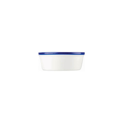 Churchill Retro Blue Ramekin 135mm / 500ml - Box of 12