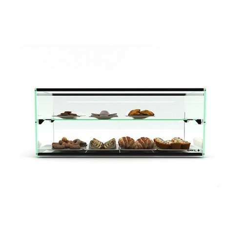 SAYL ADS0036 Two Tier Ambient Display - 920mm Wide