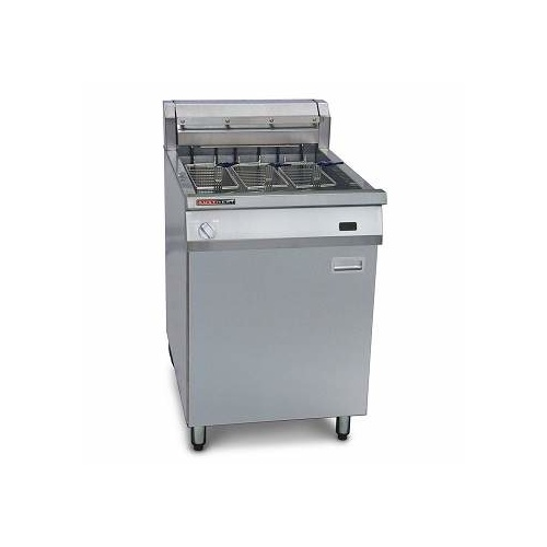 Austheat AF813/R Electric Single Pan Deep Fryer