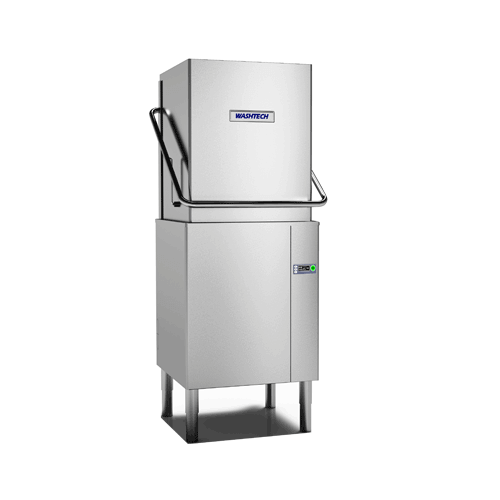 Washtech AL - Premium Fully Insulated Passthrough Dishwasher
