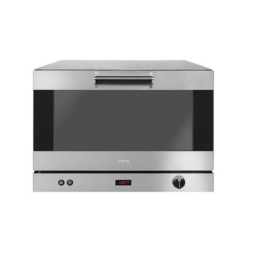 Smeg ALFA144GH1 Electric Humidified Convection Oven - Three Phase