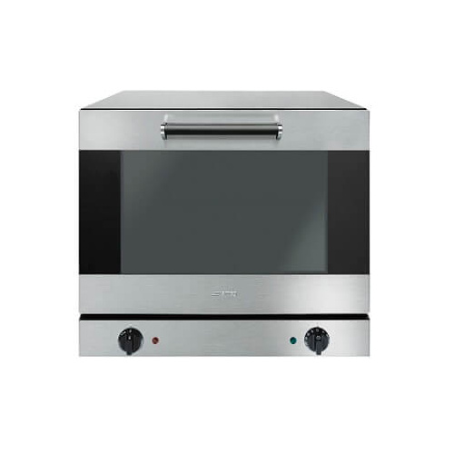 Smeg ALFA43X Electric Convection Oven - 15 Amp