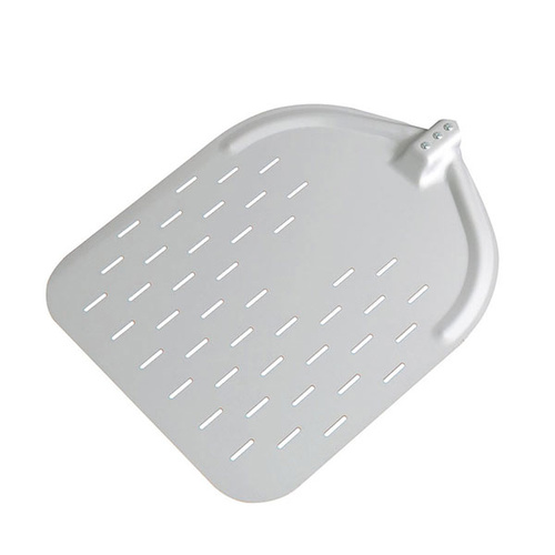 Regina Square Perforated Pizza Peel Blade 37x37cm - No Handle