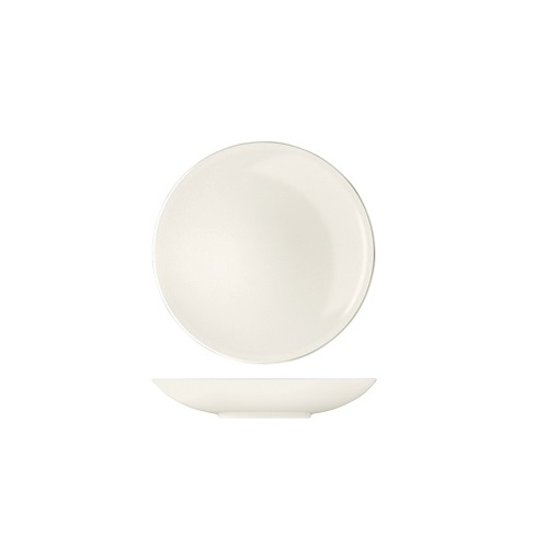Bauscher Purity Deep Coupe Plate 200mm  (Box of 6)
