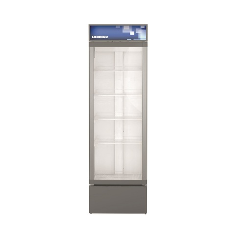Liebherr BCDV4113 Merchandiser Fridge with Glass Door