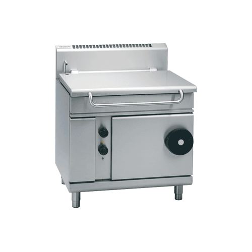 Waldorf BP8080E - 80 Litre Electric Bratt Pan - Manual Tilting