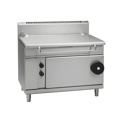 Waldorf BP8120E - 120 Litre Electric Bratt Pan - Manual Tilting