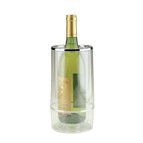APS Acrylic Wine & Champagne Cooler - Clear