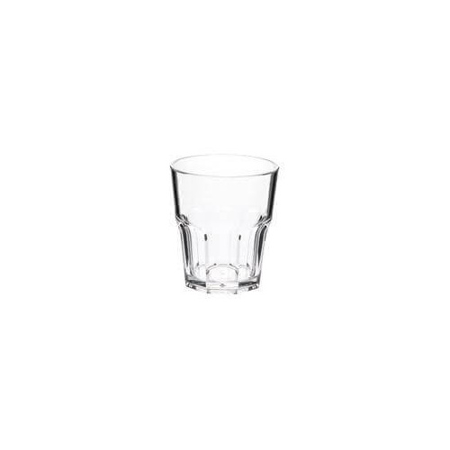 Crown  Polycarbonate Casablanca Old Fashioned 266ml (Box of 24)