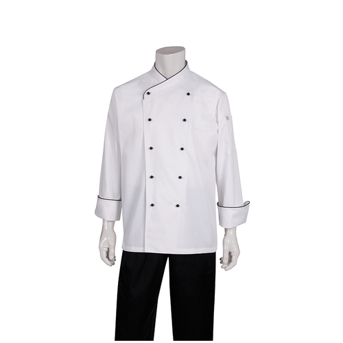 Chef Works Coogee Classic White Chef Jacket