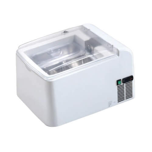 Tecnocrio CFT0002 Benchtop Ice Cream Freezer