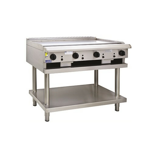 Luus CS-12P-T - Gas Teppanyaki Grill 1200mm