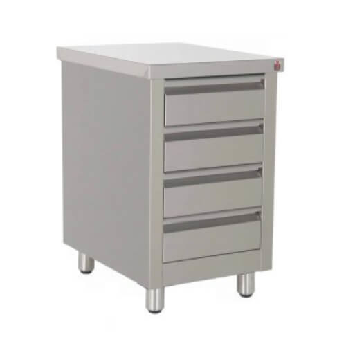 Anvil DCI0004 Stainless Steel Drawer Unit