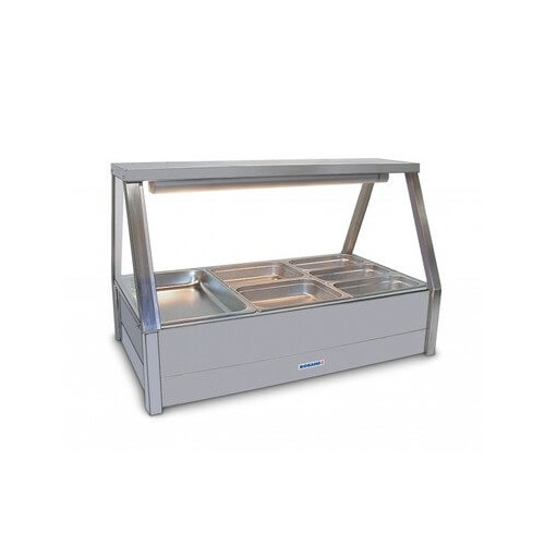 Roband E23/RD Double Row Hot Food Display