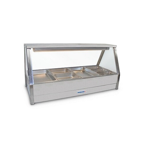 Roband E24/RD Double Row Hot Food Display