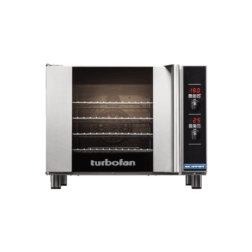 Turbofan E31D4 - Half Size Tray Digital Electric Convection Oven