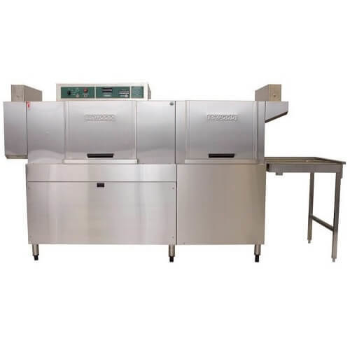 Eswood ES150 Rack-Conveyor Dishwasher