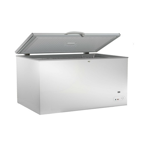 Exquisite ESS550H Stainless Steel Top Storage Chest Freezers