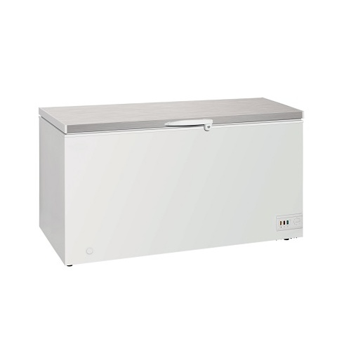 Exquisite ESS650H Stainless Steel Top Chest Freezers