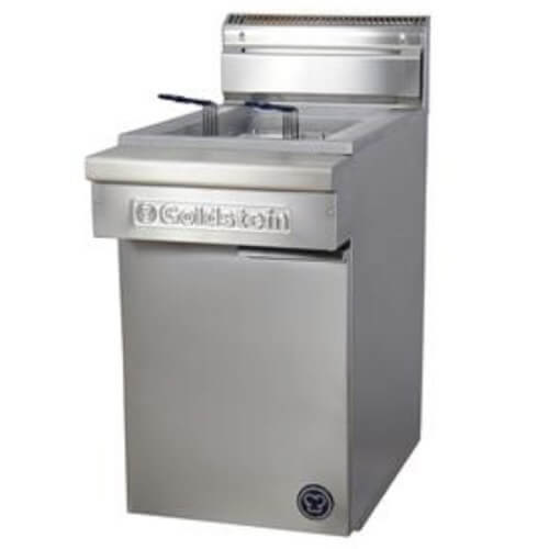 Goldstein FRG1L Flat Bottom Fish Fryer