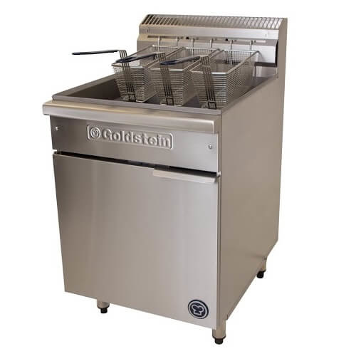 Goldstein FRG24L Flat Bottom Fish Fryer