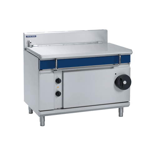 Blue Seal G580-12 - 120 Litre Bratt Pan - Manual Tilting