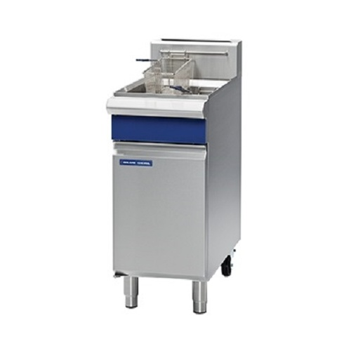 Blue Seal GT18 - Single Pan Gas Fryer - 18ltr